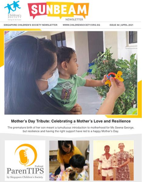 Sunbeam Newsletter Apr 2021
