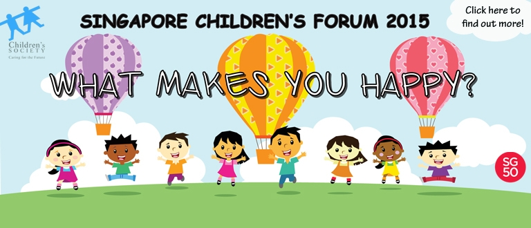 Singapore Children's Forum 2015