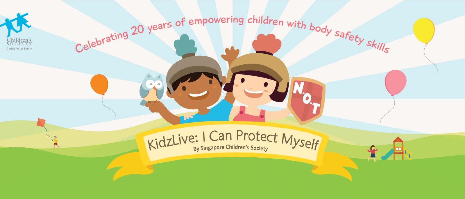 KidzLive 20th Anniversary - Singapore Children's Society