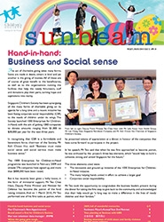 Sunbeam Newsletter Apr 2010