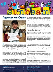 Sunbeam Newsletter Apr 2011