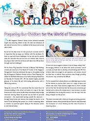 Sunbeam Newsletter Dec 2011