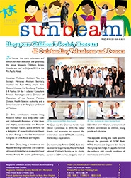 Sunbeam Newsletter Jul 2011