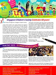 Sunbeam Newsletter Jun 2012