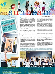 Sunbeam Newsletter Jun 2013